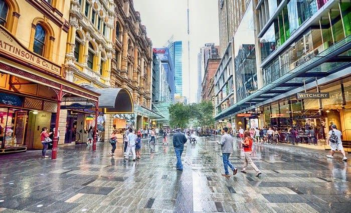 Pitt Street remains world's 7th most expensive retail precinct