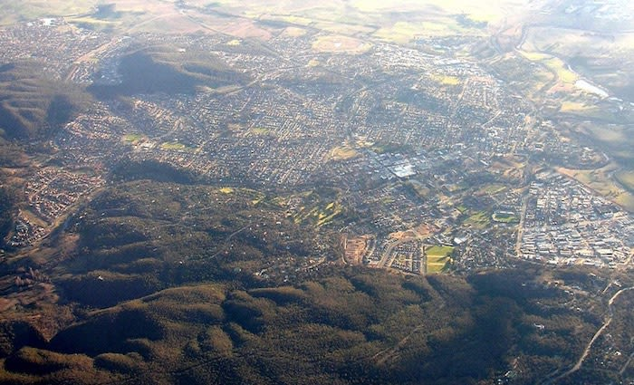Queanbeyan leads the 39 rising growth areas in regional New South Wales: Hotspotting's Terry Ryder