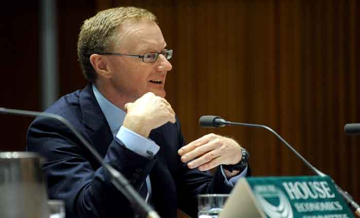 Australian economy may have reached a gentle turning point: Philip Lowe