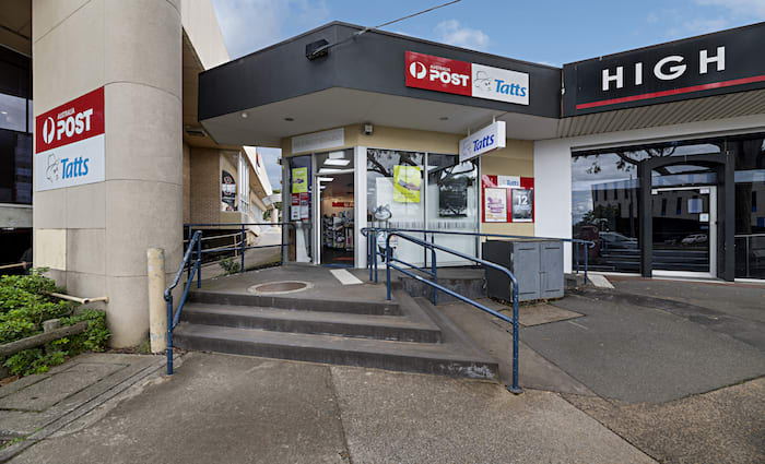 Leased retail property in Burwood East for sale: Teska Carson