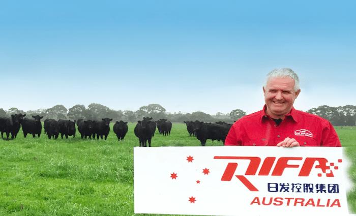 Chinese company Rifa offloading some of its Australian agribusiness portfolio