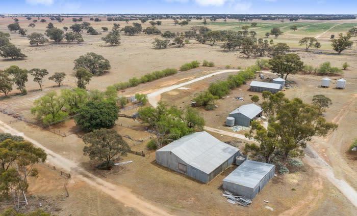 Organic Echuca-Moama region farm listed for auction