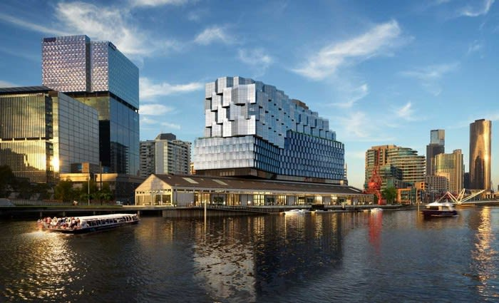 $450 million Seafarers Place redevelopment has been approved for Melbourne's Northbank wharf precinct