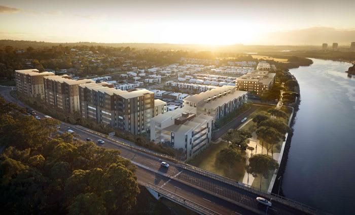 Royal Shores project wins Urban Taskforce award