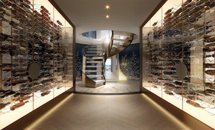 Architect Karl Fender likely buyer in Saint Moritz, St Kilda project he designed