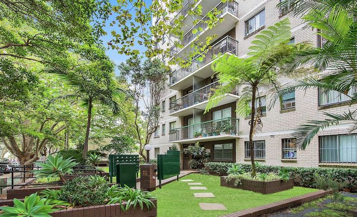 Surry Hills mortgagee apartment listed for online auction