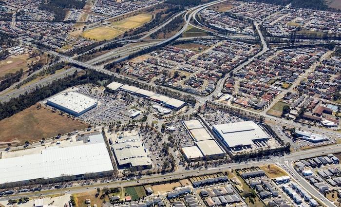 Crossroads Homemaker Centre at Casula sold for $140 million