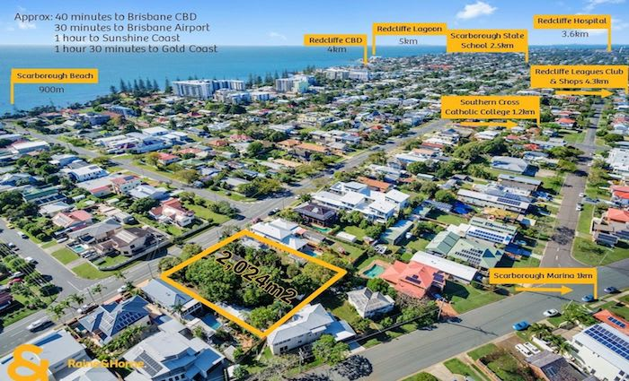 Scarborough site with DA approval listed by mortgagee
