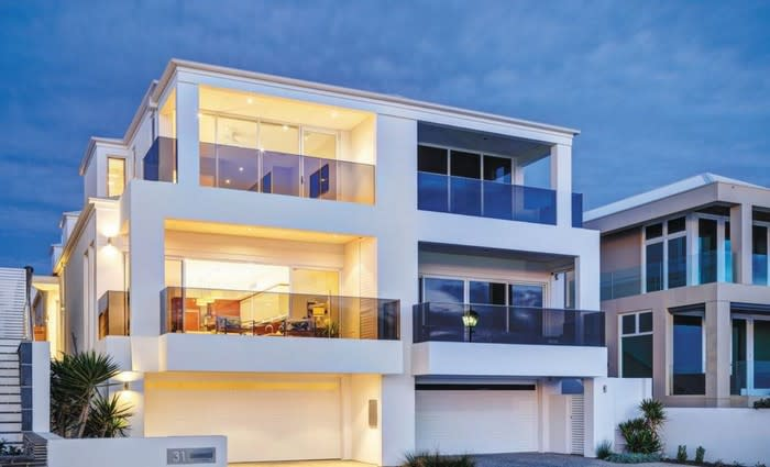 Former Crows head coach Don Pyke listed Somerton Park home