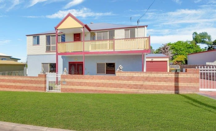 Colourful South Gladstone, Queensland mortgagee house sold