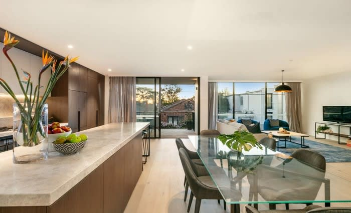 Near new South Yarra, Victoria sub penthouse mortgagee apartment listed