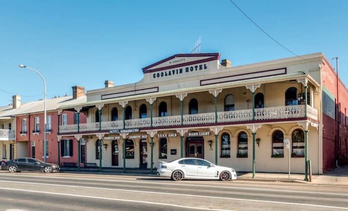 Goulburn's Southern Railway Hotel sells for $3.6 million