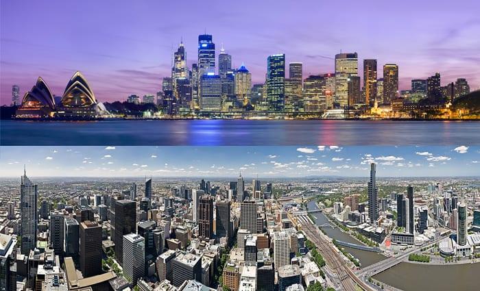 Melbourne house value growth overtakes Sydney after October surge: CoreLogic