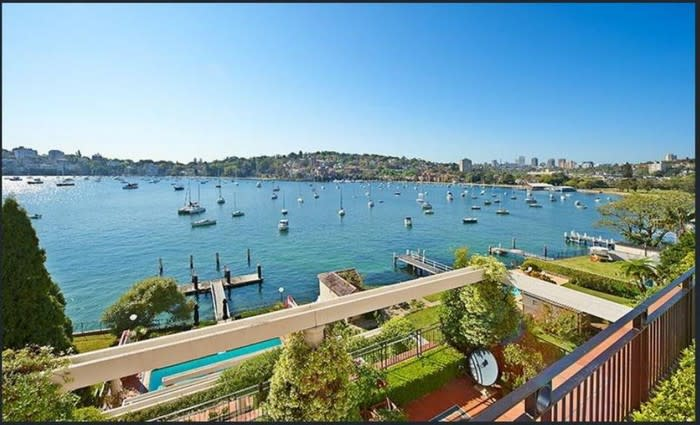 Peter Nicholas selling Darling Point home