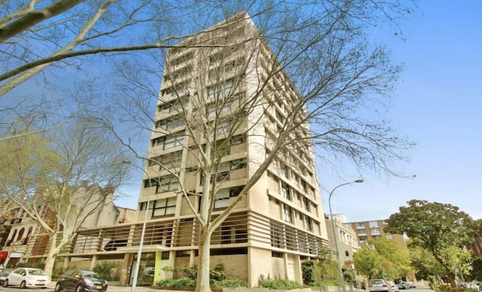 $85 million offer made on Potts Point apartment block The Chimes