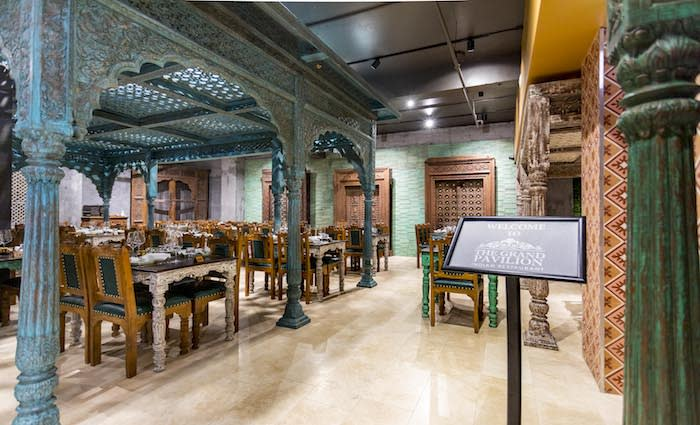 Grand Pavilion Fine Indian restaurant chain expands into Sydney CBD