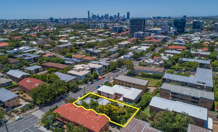 Savills successfully market Toowong property with development approval
