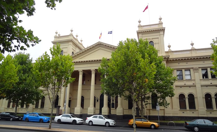 Multiplex appointed to Trades Hall, Carlton restoration