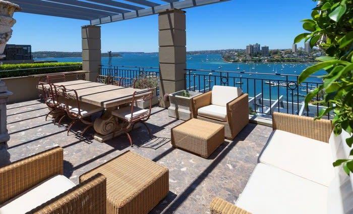 Villard Potts Point penthouse sells for $15.5 million