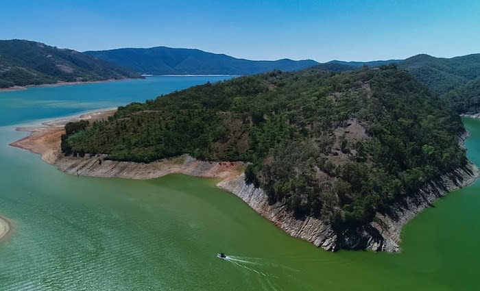 Private island near Canberra listed for cheaper than city's median house price