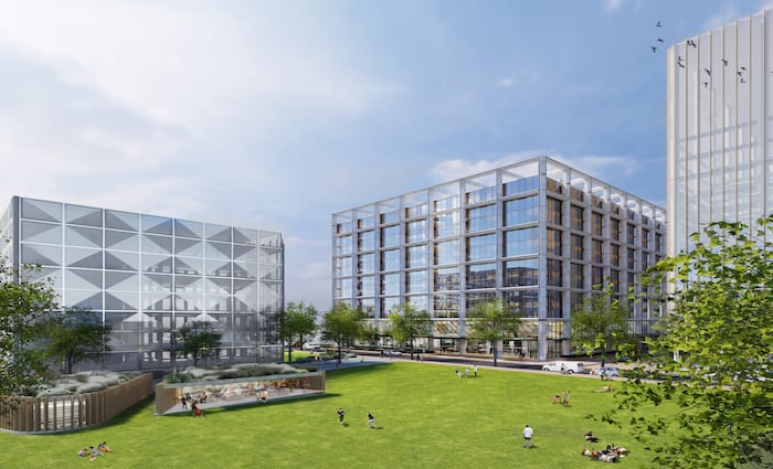 John Holland's Macquarie Square development launched