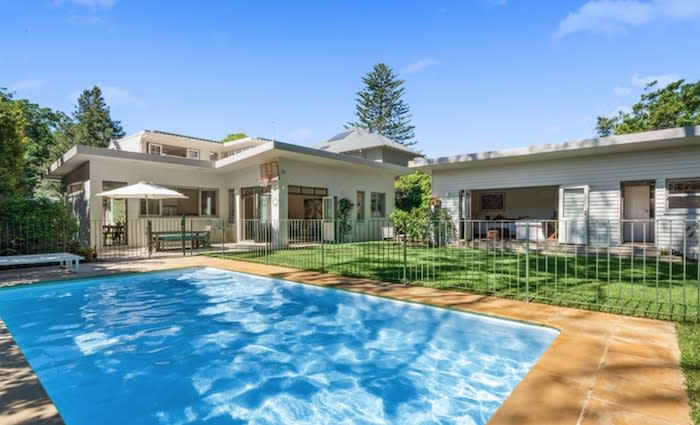 Forty Winks chairman Paul Jensen lists at Rose Bay with $8 million hopes
