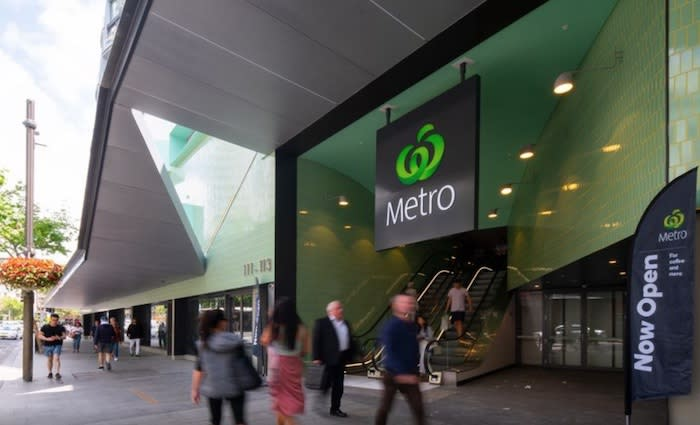 Woolworths space underneath Kings Cross's new Omnia development listed