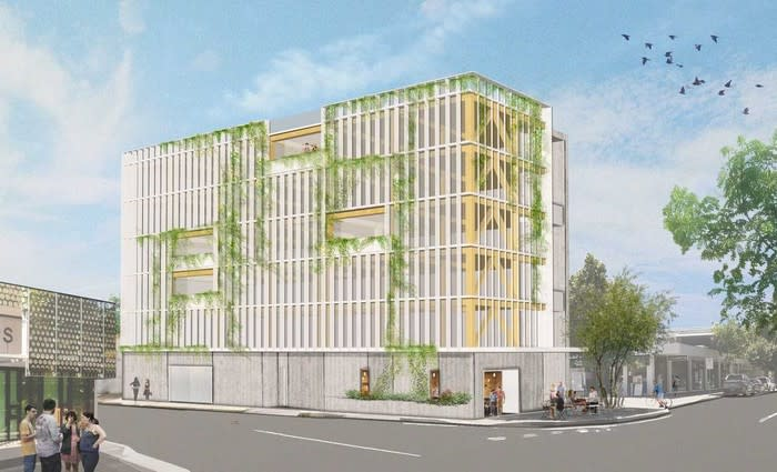 WA's first mass timber office building set for Freemantle