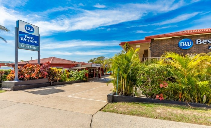Best Western Zebra Motel in Coffs Harbour listed