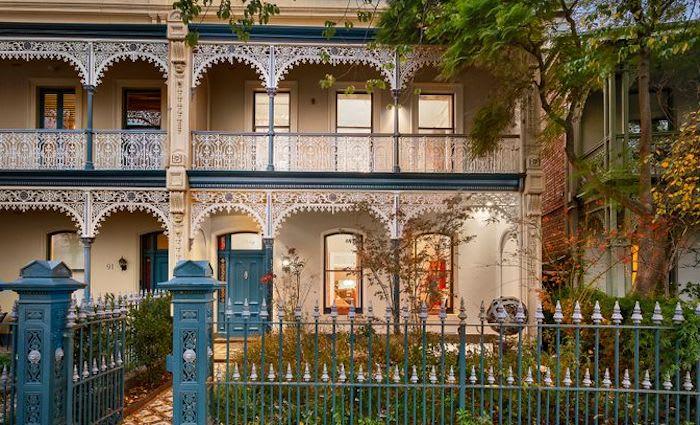 Albert Park Victorian terrace hits the market
