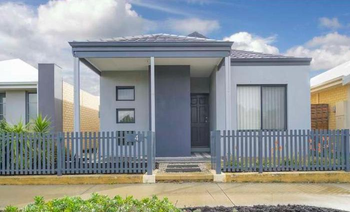 Alkimos three bedroom house listed by mortgagee