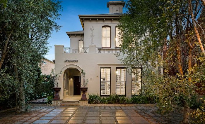 Armadale Victorian home listed with over $3 million hopes