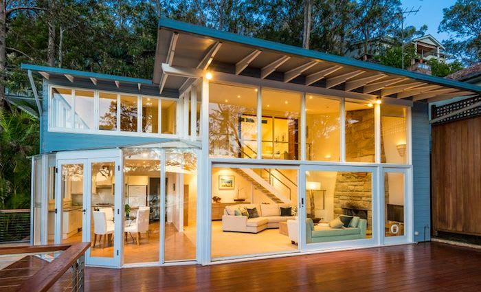 Food providore pioneer Simon Johnson buys Avalon waterfront home