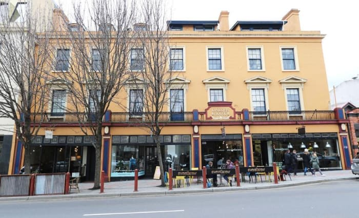 Launceston's Kinross House hits the market with boutique hotel conversion potential
