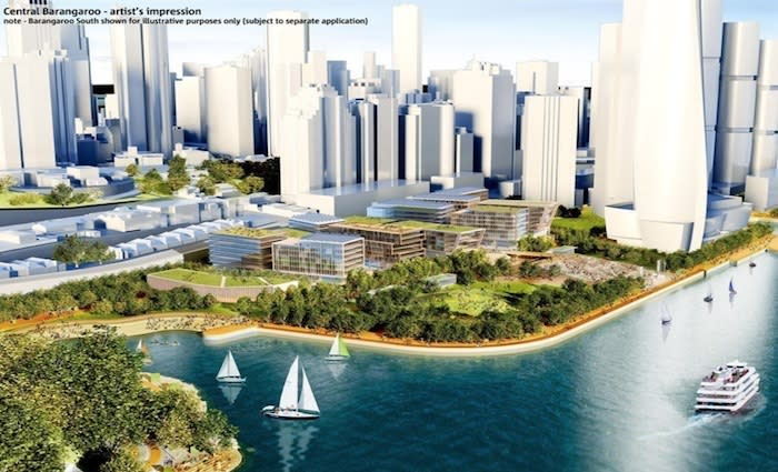 Oxford Properties sells Barangaroo Central to Aqualand