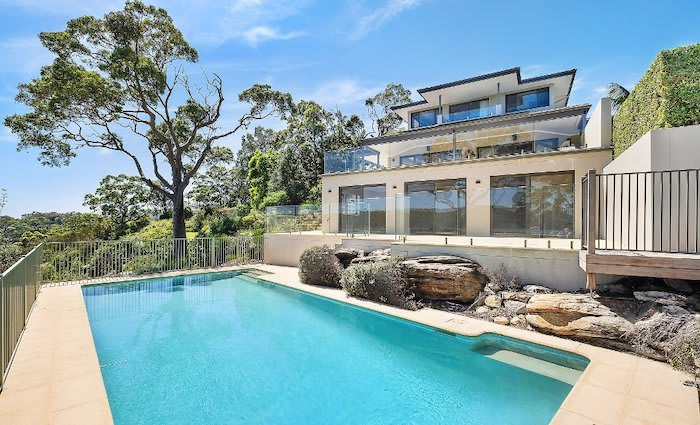 Bayview house on six hectare block listed for sale