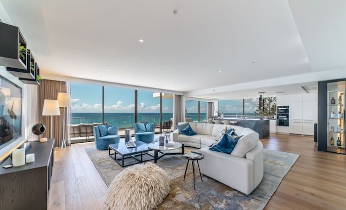 Broadbeach beachfront penthouse sold for $5 million