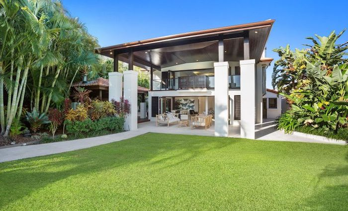 Broadbeach Waters waterfront trophy home sold for $5.7 million