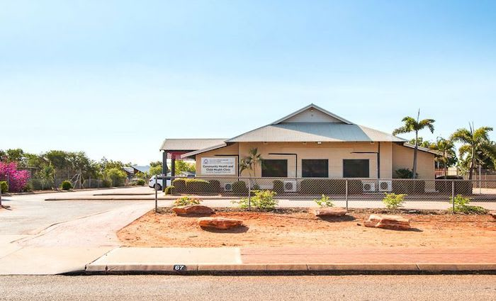 Broome's community health centre building comes onto market