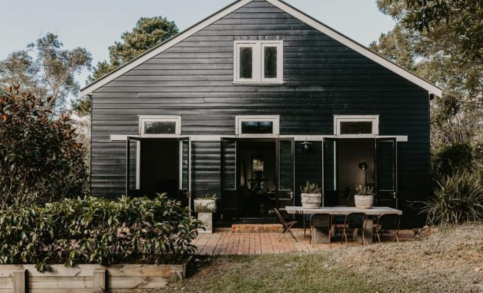 Wentworth Falls cottage The Black Shack listed