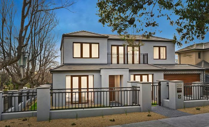 Brand new four bedroom Camberwell townhouse sold by mortgagees