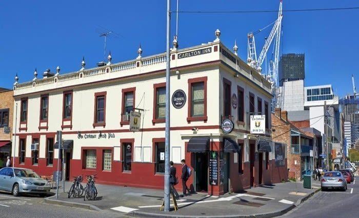 Carlton's Corkman Irish Pub owners fined $1.325 million for illegal demolition