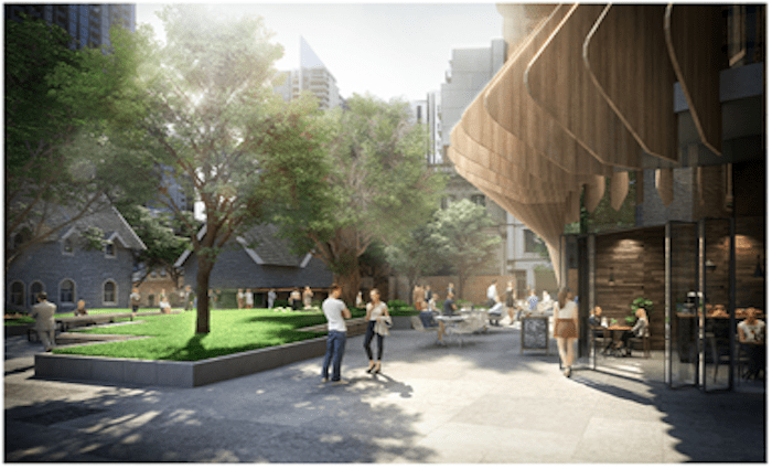 New commercial precinct on Melbourne's Lonsdale Street announced