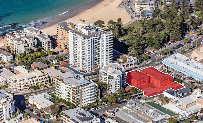 Cronulla property owners unite to sell block of flats for $38.2 million