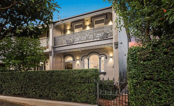 Crows Nest Victorian terrace sold for $3.45 million