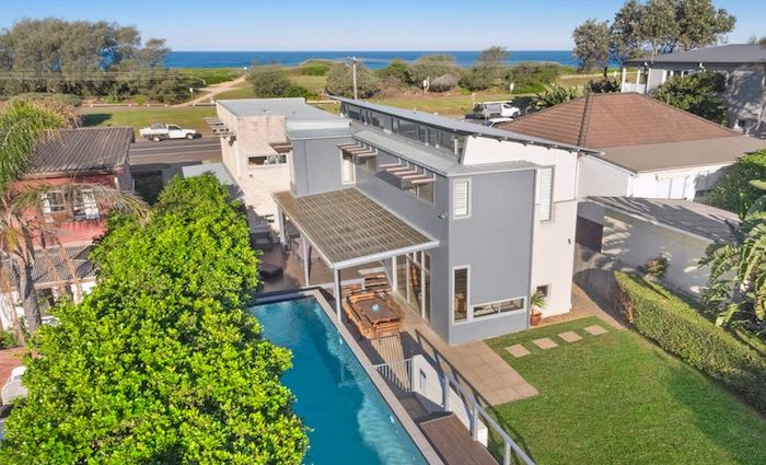 Manly Sea Eagles skipper Dale Cherry-Evans buys Curl Curl designer home