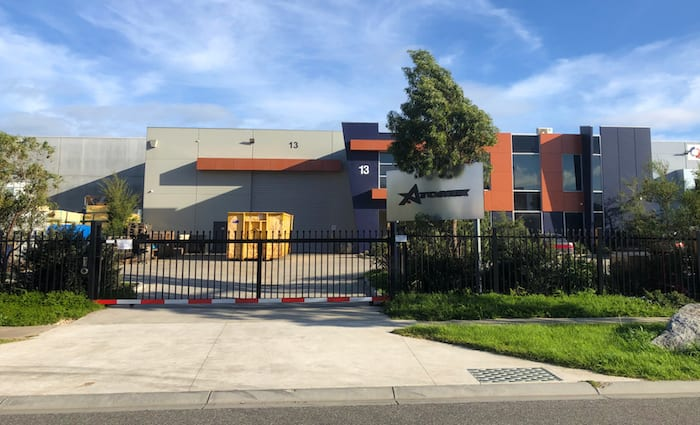 Wohr Parking Systems relocate headquarters to Dandenong South