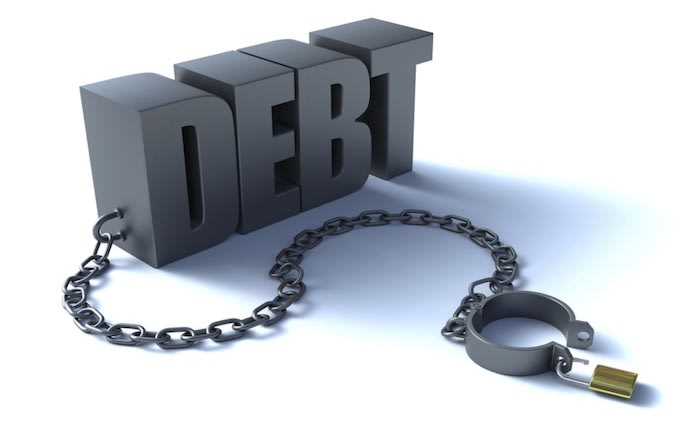 Household debt higher over 12 months to March