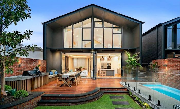 Comedian Dave Hughes lists The Block Elsternwick house for rent