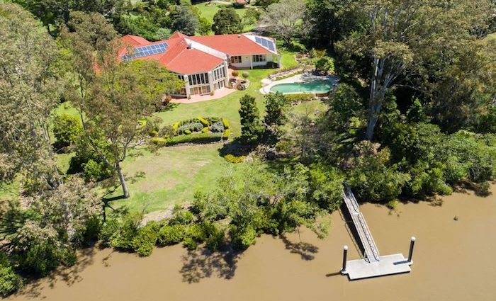 Mining entrepreneur's scion Michael Palmer buys Fig Tree Pocket riverfront home